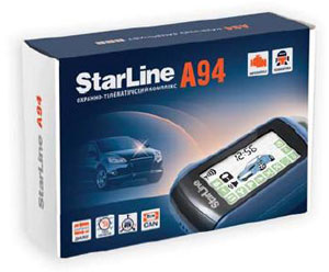 StarLine A94 CAN